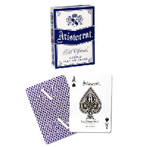 Aristocrat - V - Blue back