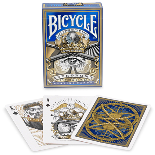 Bicycle - Astronomy Playing Cards