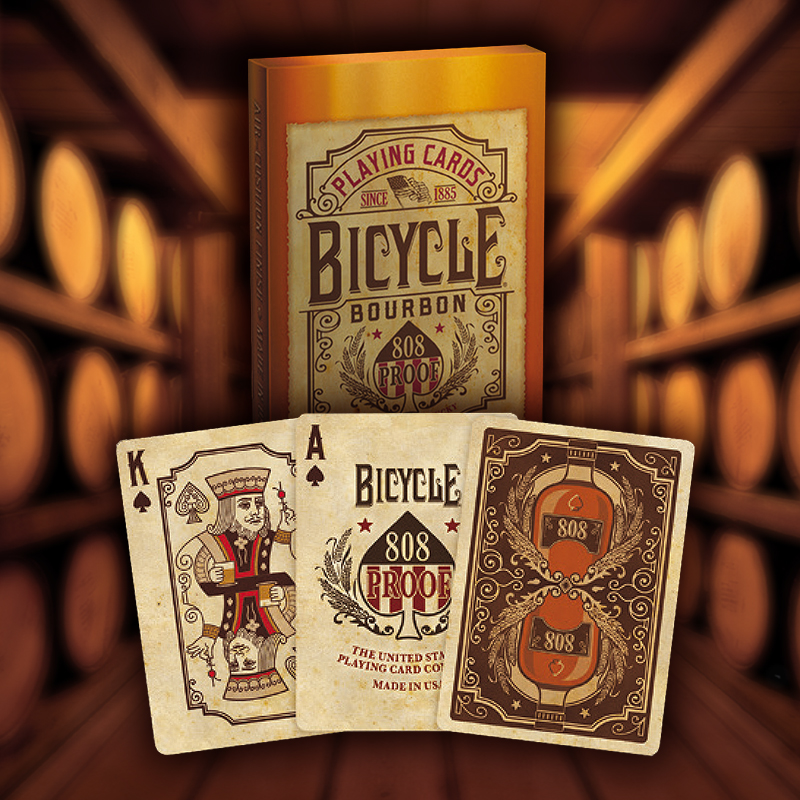 Bicycle - Bourbon Playing Cards