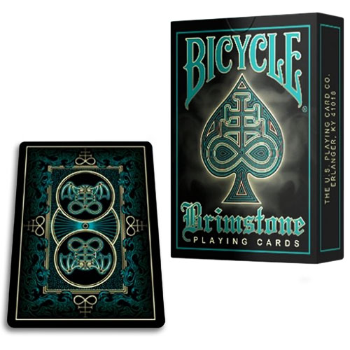 Bicycle - Brimstone - Aqua