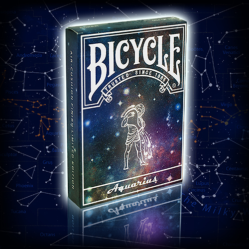 Bicycle Constellation Series - Aquarius