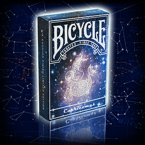 Bicycle Constellation Series - Capricorn