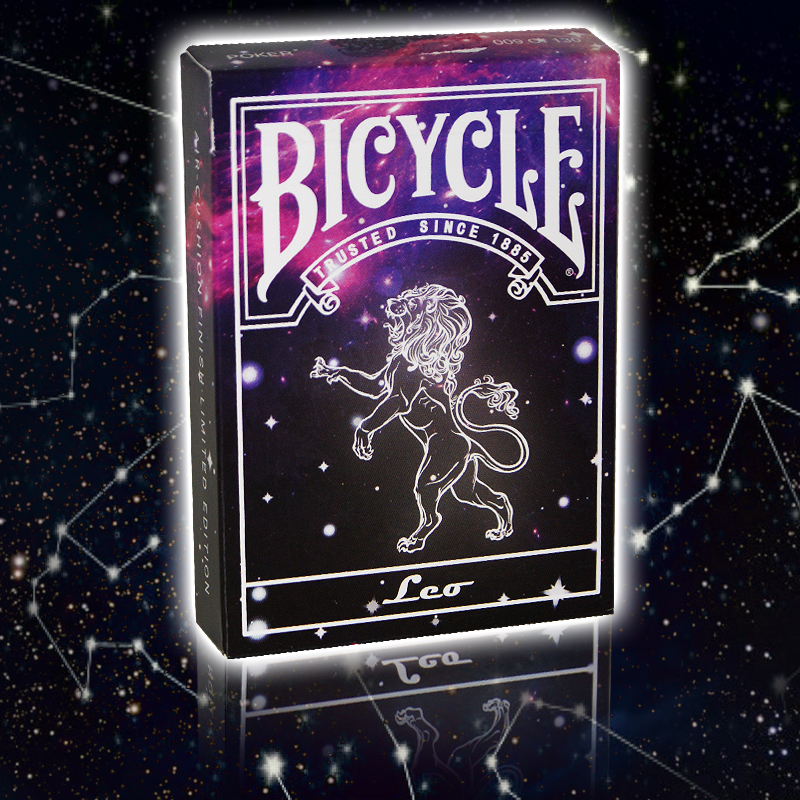 Bicycle Constellation Series - Leo