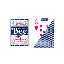 Bee Deck - Poker size - Jumbo index