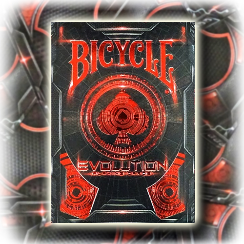 Bicycle - Evolution - Red