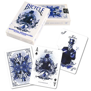 Karnival Renegade Playing Cards (LTD ED PURPLE)