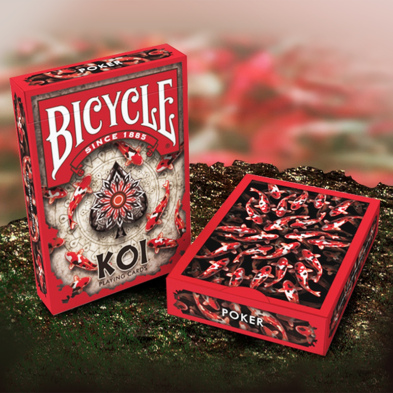 Bicycle - Koi Playing Cards