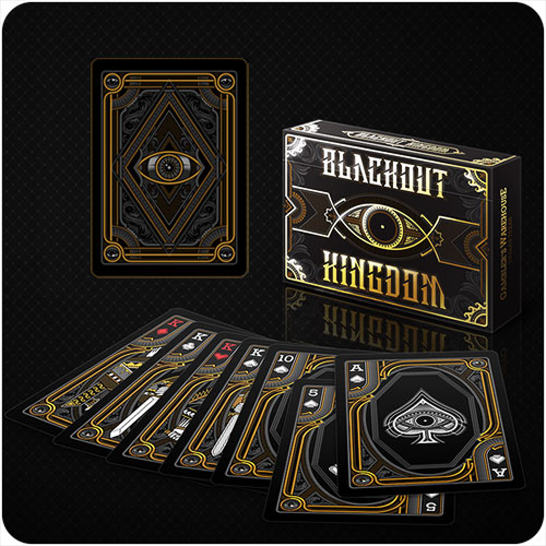 Blackout kingdom deck - Gold