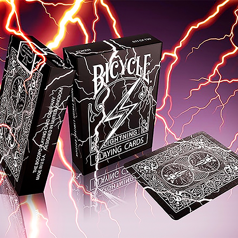 Bicycle - Lightning Playing Card