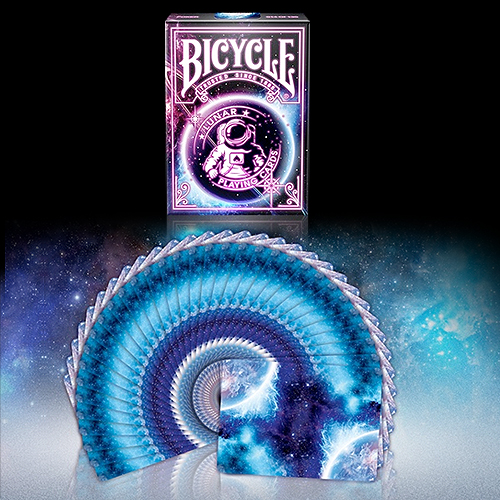 Bicycle - Lunar Playing Cards