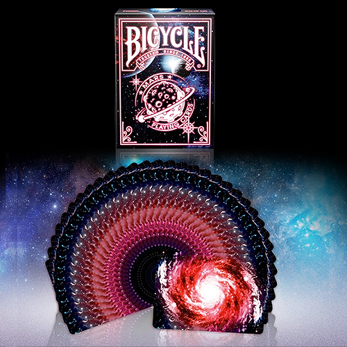Bicycle - Mars Playing Cards