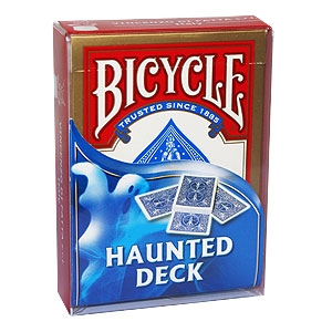 Bicycle - Haunted deck