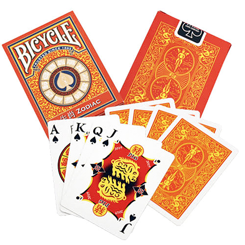 Bicycle - Zodiac Playing Cards