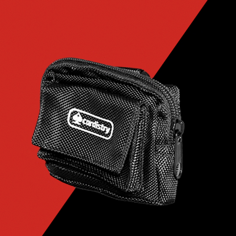 Cardystry Bag - Plus - Black