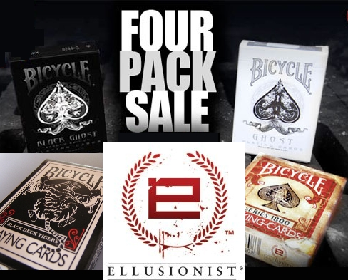 4 PACK SALE