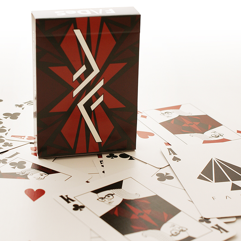 Fades Playing Cards