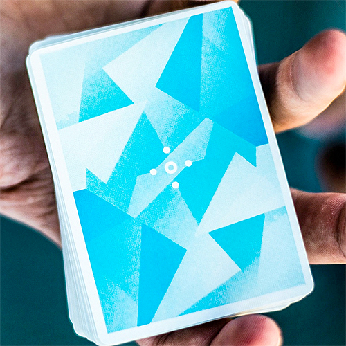 Frostbite Playing Cards