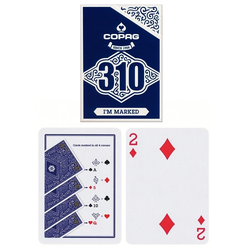 Copag 310 Playing Cards - Slim Line (ΣΗΜΑΔΕΜΕΝΗ)