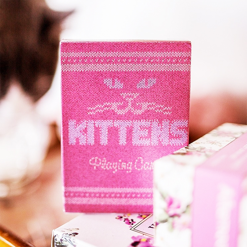 Madison Kittens Playing Cards (ΣΗΜΑΔΕΜΕΝΗ)