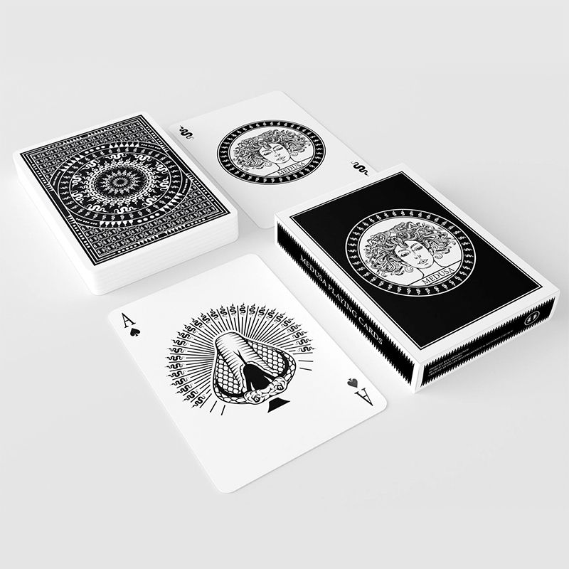 Medusa Playing Cards (ΣΗΜΑΔΕΜΕΝΗ) 7 marking systems