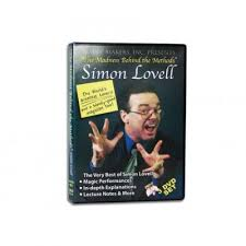 Madness Behind the Methods, with Simon Lovell, 3 DVD Set