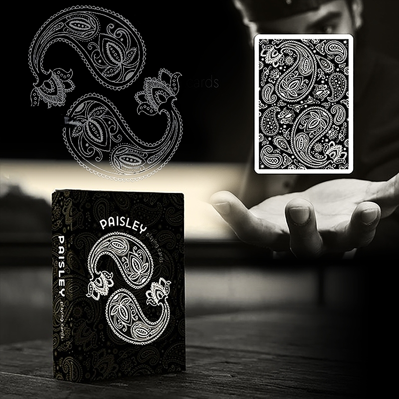 Paisley Playing Cards - (ΣΗΜΑΔΕΜΕΝΗ)