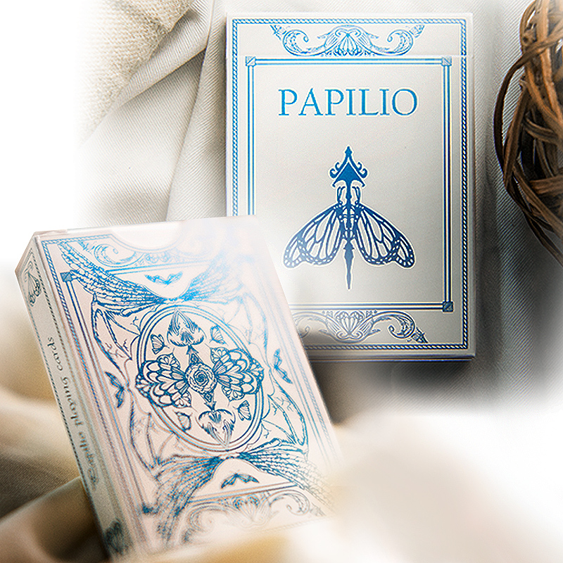Papilio Ulysses V3 Playing Cards