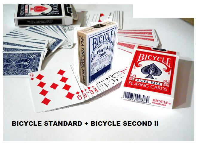 Bicycle Standard + Bicycle Second ! SUPER PRICE !