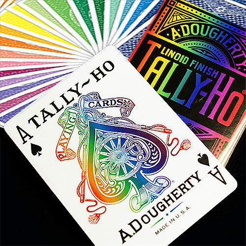 Tally Ho - Spectrum
