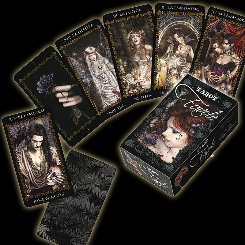 Tarot Deck - Favole by Victoria Frances - ΤΡΑΠΟΥΛΑ ΤΑΡΩ