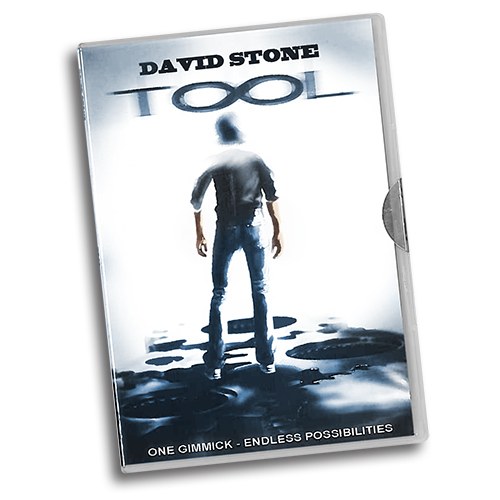 Tool by David Stone - Gimmick + DVD