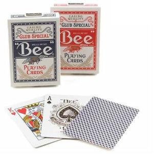 Bee Deck - Standard Back (Blue) or (Red) - Τράπουλα