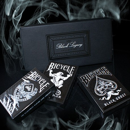 Black Legacy Boxed Set | Ellusionist