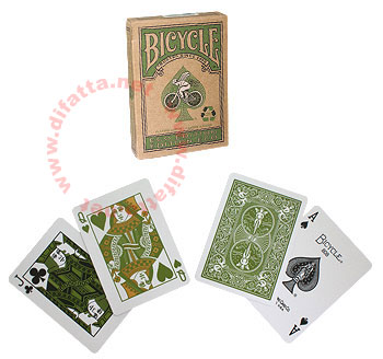 Bicycle Eco Edition - Poker Size