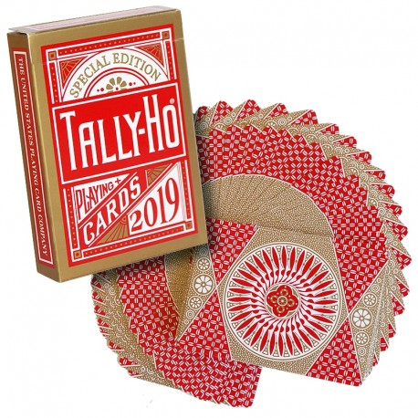 Tally Ho - Cardistry - CNY Special Edition Playing Cards