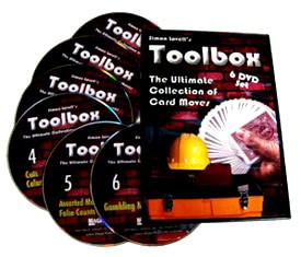 Simon Lovell's Toolbox 6 Dvd Set (DVD)